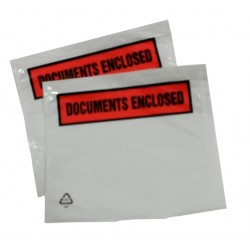 A7 Documents Enclosed Wallets (110mm x 120mm)