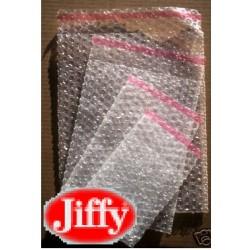 "10 x Size 2 (130mm x 180mm) 5.1"" x 7"" appx Jiffy Bubble Bags / Envelopes"