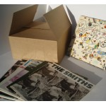 "12"" Vinyl Record Storage Boxes"