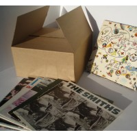 "12"" Vinyl Record Storage Boxes / Shipping Boxes"