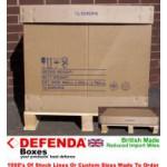 Palletised Box  - 1/2 Europa Pallet Size Box