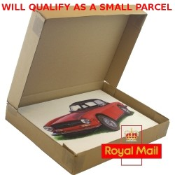 "17"" x 2.5"" x 13"" (432x65x330mm) Picture Boxes for Paintings, Prints or Photos. Item: WR17213"