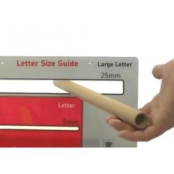 5 x 21mm Diameter DEFENDA Pricing In Proportion (PiP) Cardboard Postal Tubes