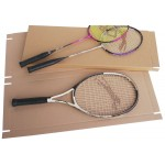 "Size 1 (Small) Tennis, Squash, Badminton Racquet Postal Boxes (254mm x 38mm x 686mm) (10"" x 1.5"" x 27"")"