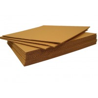 250 x C4 / A4 DEFENDA  Envelope STIFFENERS / Layer Pads
