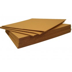 50 x C5 / A5 (PiP) Envelope STIFFENERS / LAYER PADS
