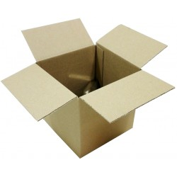 "Royal Mail Small Parcel Boxes (CUBE) - (152mm x 152mm x 146mm) 6"" x 6"" x 6"" (appx) - SW66"