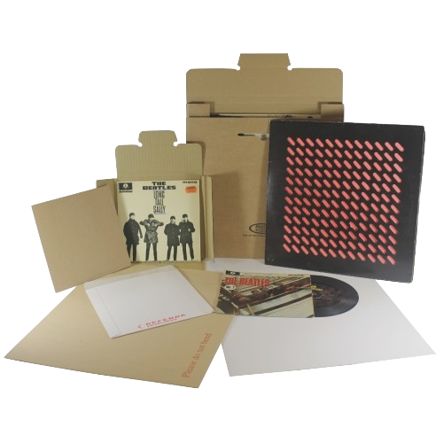 Record Mailer Sample Pack